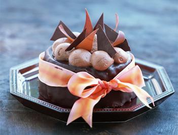 西武池袋本店「チョコレートパラダイス2012」前夜祭