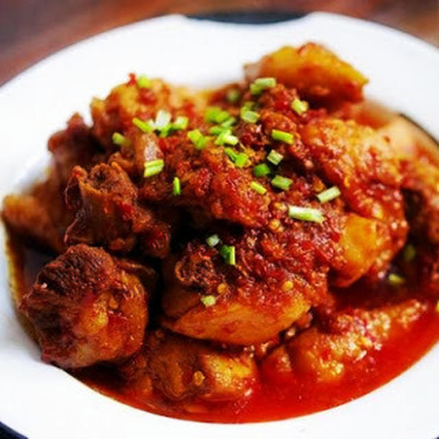 貴州辣子雞│貴州トウガラシ鶏