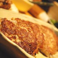 れんこんの豆腐ハンバーグ