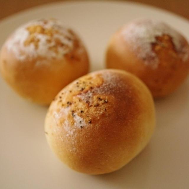 2種のミックススパイスでおつまみパン