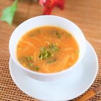 【スパイス大使】超ヘルシー!トムヤムベジ麺スープ風