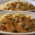 海南鶏飯のチャーハン