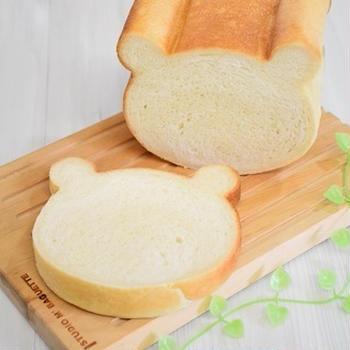 【cottaレシピ】とっても可愛い♡くま型食パン