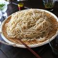ざる蕎麦(常陸秋そば)