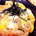 【レシピ】リメイク!かき揚げのふわふわ玉子丼【簡単★時短★男子喜ぶガッツリ飯★卵とじ丼7】