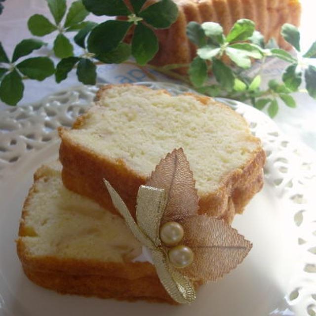 しっとり美味しい♪りんごのキャラメルケーキ