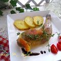 ホロホロ鳥のコンフィ&お肉