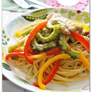 きれいな色と甘みを楽しむ♪「パプリカ」が決め手のパスタレシピ