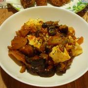 豆腐のラタトゥイユ