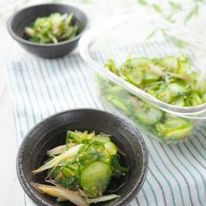 5分で作れる!初夏を感じる「みょうが」の副菜レシピ