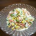 白菜のマヨぽん酢サラダ♪コールスロー風♪