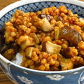 生どんことCookDo®と、大豆からできちゃいました!で、麻婆冬菇をつくってみたら。