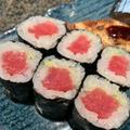 京都大丸地下食品街「喜与丸」さんで寿司ランチ