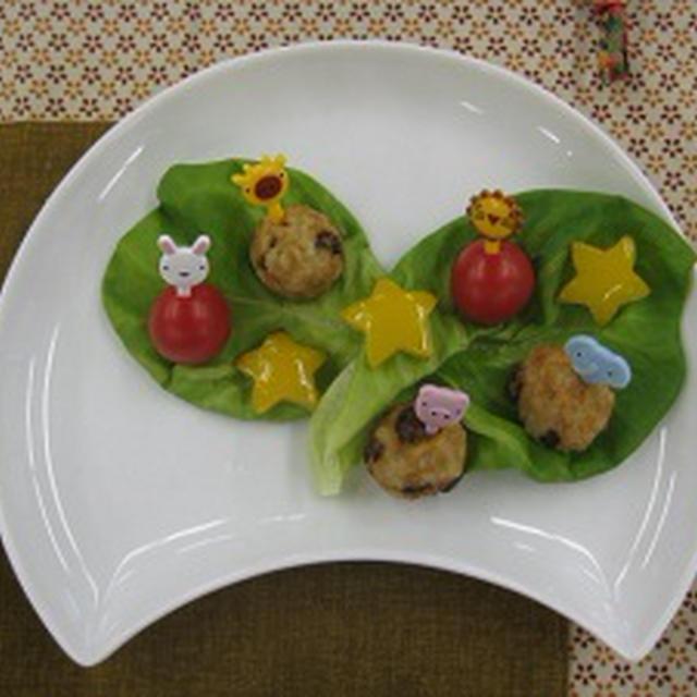 今月の食育のレシピ