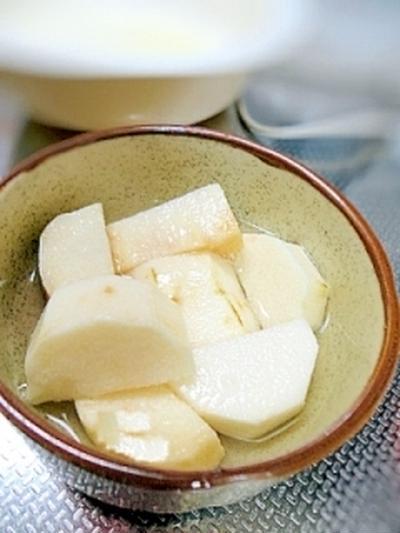 シンプルだけど美味しいヨ✡塩長芋