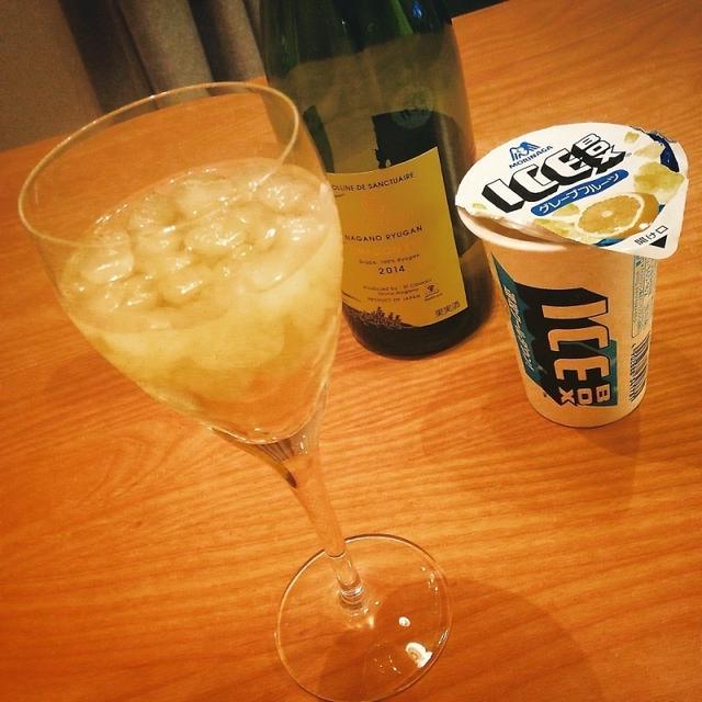 ★レシピ★フルーティがすごい!ワイン♡