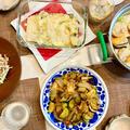 【献立まとめ】特大ホタテごはん~塩サバのチーズパン粉グリル
