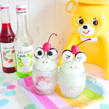 【レシピリンクあり】キュートなかき氷&夏パフェレシピ