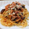 ポモドーロで簡単トマトパスタ