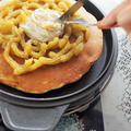 ■GW中のお茶タイムに【自家製ヨーグルトでホエーパンケーキ作り】