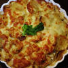 じゃが芋とタラのグラタン〜ローズマリー風味