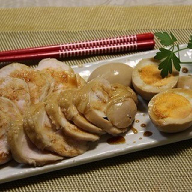 【レシピ掲載のご報告】くらしのアンテナ【焼肉のたれで簡単鶏チャーシュー】