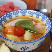 エスニックスープ