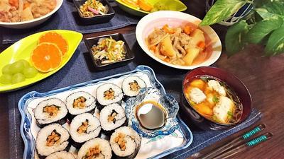 【前じゅんdeスピードおうちごはん】息子大好きメニュー!和食de夕食 & 最近のマイブーム!?