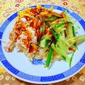 「中華風鶏飯」
