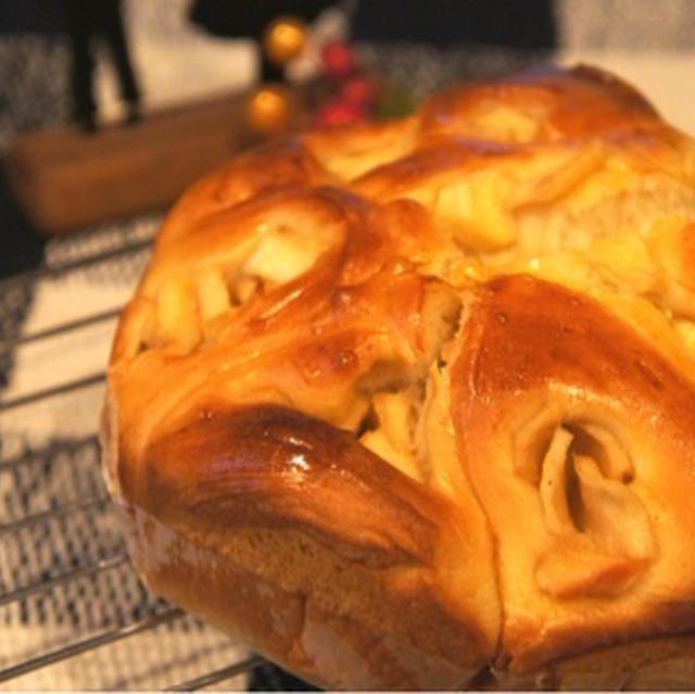 りんごのふかふかパンとイベント