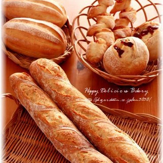 ランチ会で作ったパン達♪今年の幼稚園弁当^^;
