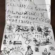 7歳の娘の絵と、いまの話