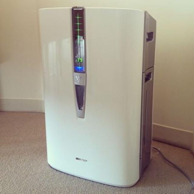 <終了>SHARP 空気清浄加湿器