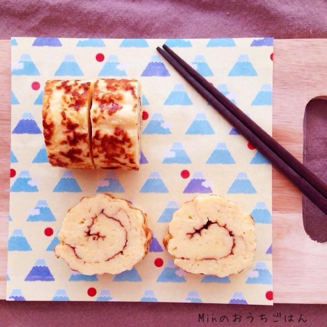 一番簡単♪10分で伊達巻〜チーズ味〜