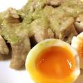 鶏肉がシンプル・最高に美味しい耐熱袋のガオマンガイ(チキンライス)(糖質制限7.4g)