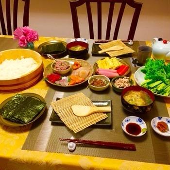 手作り夕食(和食)