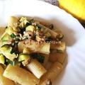 【調理15分】ズッキーニを使ったツナとレモン風味の簡単パスタ