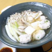 【ヤマキだし部】あご出汁、しみしみ~ きのこ鍋