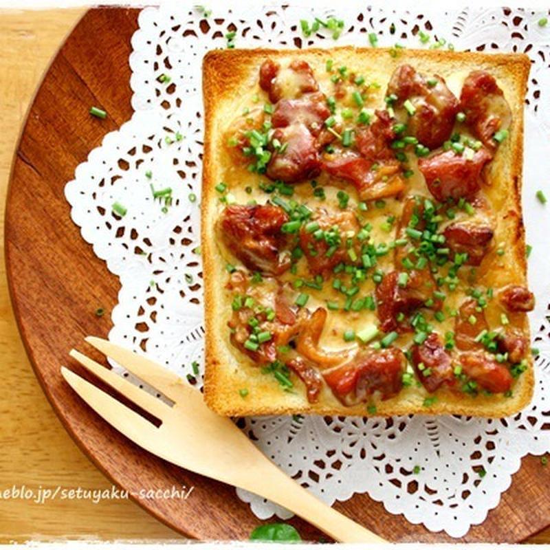 甘辛味がベストマッチ♪「焼き鳥×パン」のアイデアレシピ