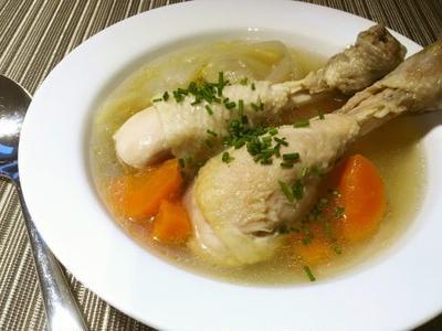 >風邪が治る!イギリスのチキンスープレシピ by イクコさん