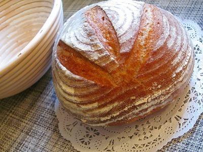 あこ天然酵母のパン ド カンパーニュ