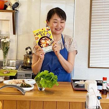 日本を拠点に韓国料理の魅力を伝えながら、更なる発展を目指して!