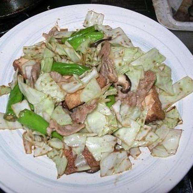 ○[中華風]回鍋肉