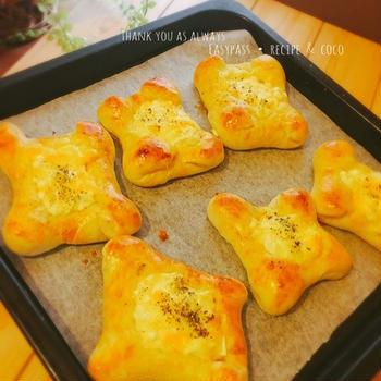 ゆーママさんの魔法のパン (*´꒳`*)