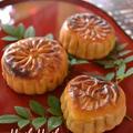 ♪★月餅の作り方★中秋の名月を楽しむ中華菓子♪