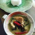 ツナのグリーンカレー by YUKIEさん