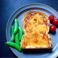 超簡単ヘルシー☆まるでチーズ味?酒粕トースト♪