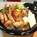 女性限定!日本酒とお鍋を美味しく楽しむ会②こばたてるみさんの海鮮鍋 by とまとママさん