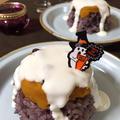 ハロウィンも綺麗になれる ご飯ケーキ