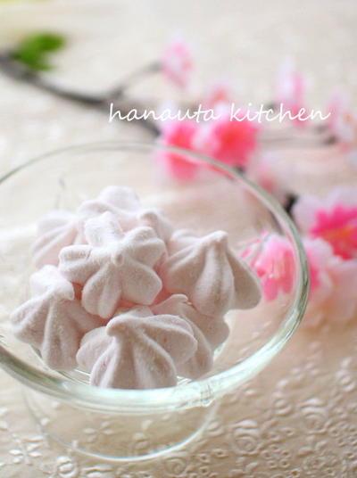 桜マシュマロ